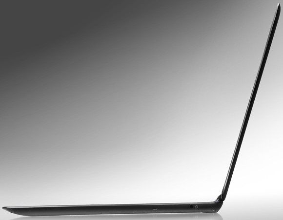 Acer Aspire S5 is world's thinnest laptop at just 15mm thick