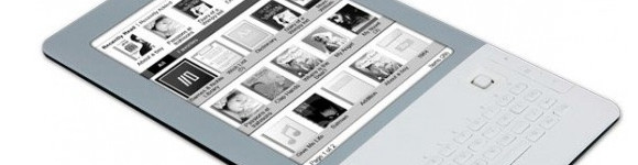 Acer LumiRead eBook reader set for October Europe release