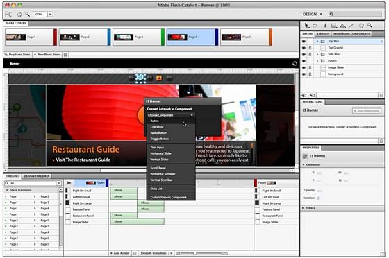 Adobe unveils Creative Suite 5. Wallets implode