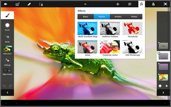 Adobe releases six Touch Apps in the Android Market