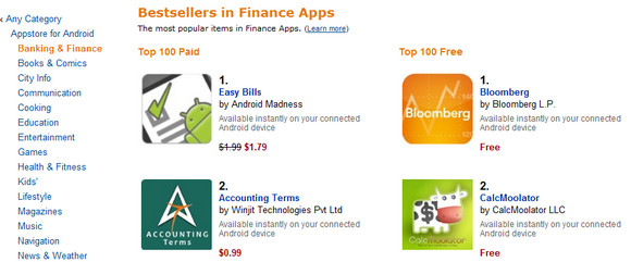 Amazon Appstore for Android now available, Apple goes off on one