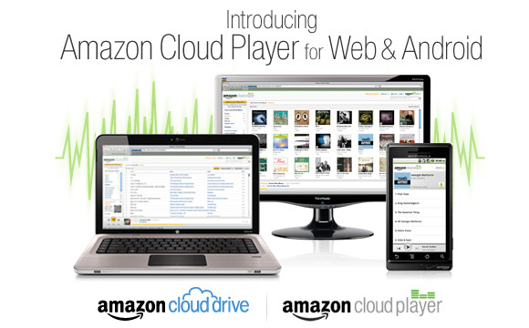 Amazon launches cloud-based music storage/streaming service