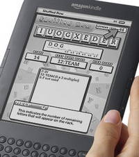 Amazon Kindle keeps on getting better with two new free games