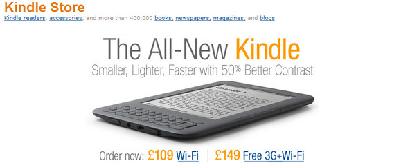 Amazon Kindle sales said to exceed estimates with 8m units shifted