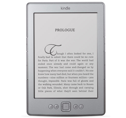 Owning a Kindle makes you read more according to UK poll