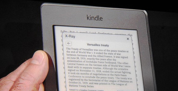 Amazon's Kindle Touch coming to Europe next month, ne'er a whisper about the Kindle Fire