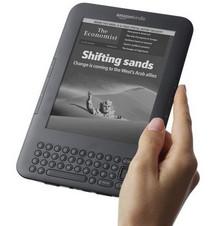 Kindle UK arrives - first impressions, hands on report