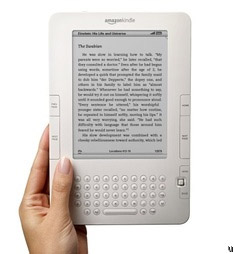 Amazon announces half-arsed Kindle release for the UK