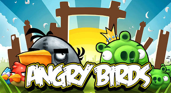 Angry Birds beta game hits Android handsets