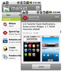 Android Market passes 30,000 apps – but is the app advantage fading