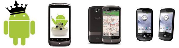 Android to grab #1 smartphone crown from Symbian in 2011