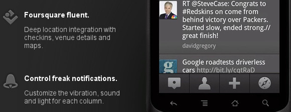 Tweetdeck for Android gets update to v1.0.2