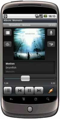 WinAmp hits Android, bills itself as the Ultimate Media Player