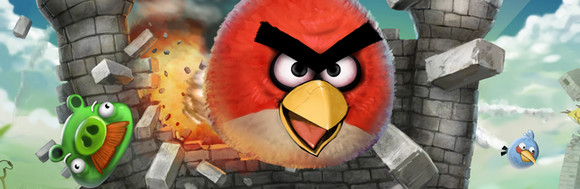 Angry Birds flapping their way to Sony PSP and PS3