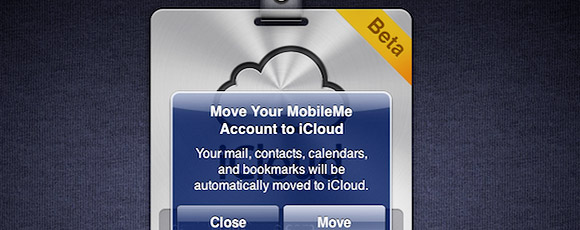 Apple launches iCloud Beta