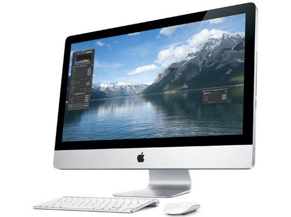 Apple iMac line-up gets upgraded