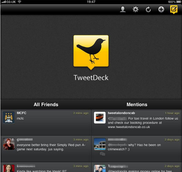 Apple iPad and social networking: the best apps