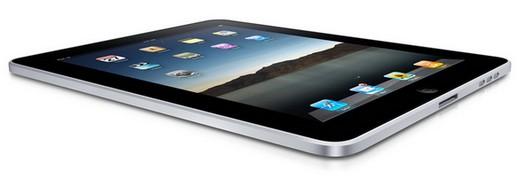 Apple iPad: full spec sheet released