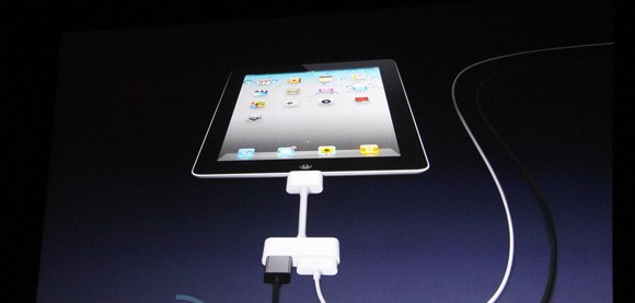 Apple iPad2 launch event underway - dual core CPU, faster graphics