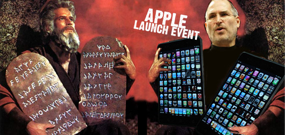 Apple launch gets underway. Whoops ring out