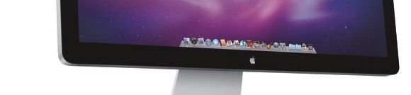 Apple's Cinema Display ramps up to 27