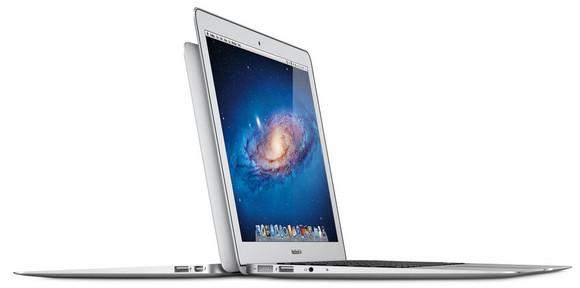 Apple announces new MacBook Air range