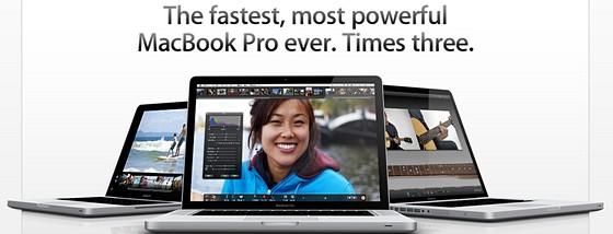 Apple updates MacBook and MacBook Pro range, battery life hits 10hrs