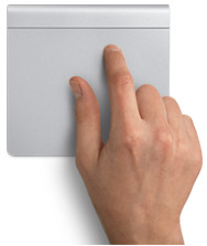 Apple's all clicking, swiping and scrolling Magic Trackpad announced