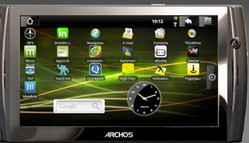 Archos 7 Android tablet details leaked: 7