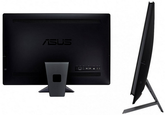 ASUS ET2700 All-in-One PC packs a 27 inch touchscreen