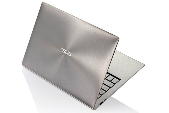 ASUS's UX21 ultra-thin, all-metal laptop turns on the style