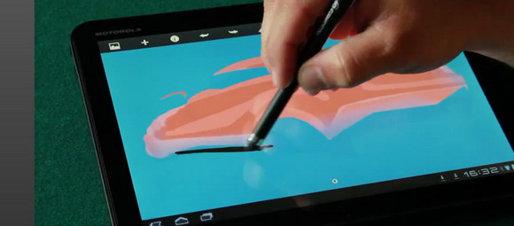 Autodesk launches SketchBook Pro for Android Honeycomb tablets