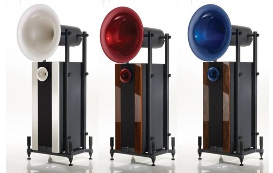 TEAC and Avantgarde Acoustics team up to produce truly daft hi-fi speakers