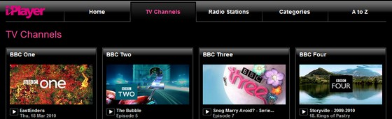 BBC iPlayer 3.0 to include Facebook and Twitter integration