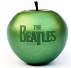 Beatles catalogue released on Apple-shaped USB