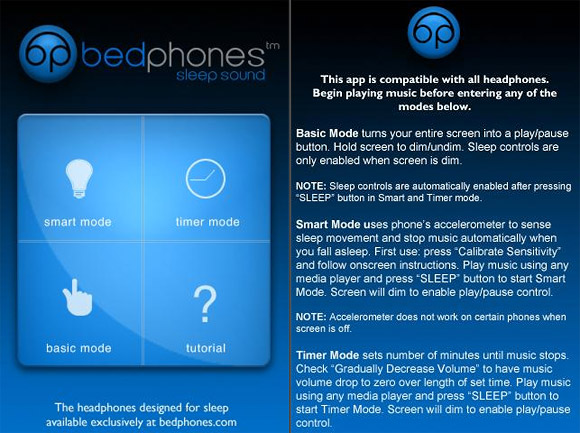 Bedphones make beddy-byes beats betterer