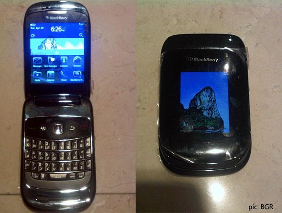 BlackBerry 9670 unveiled