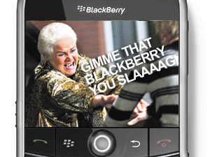 BlackBerry gets the official BBC iPlayer. Finally
