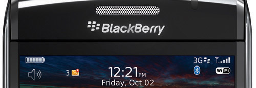 Blackberry Bold 9700 shimmies into UK T-Mobile stores