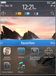 BlackBerry 6 mobile launched, some older models to get upgrade