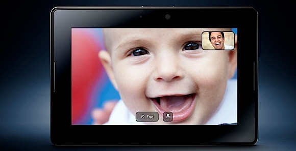 Blackberry PlayBook tablet announced and it's a Foleo/iPad/webOS mash-up!