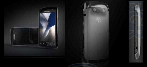 Blackberry Storm 3 unveiled - big specs, big screen, big wait