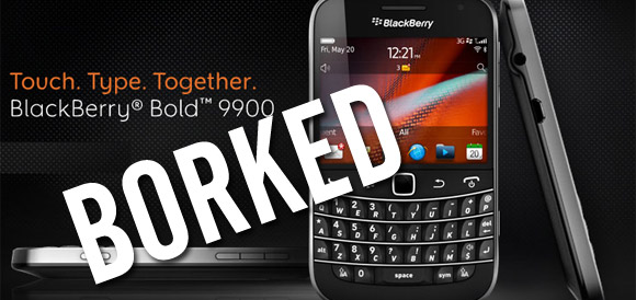 Users fume as Blackberry outage goes into third day