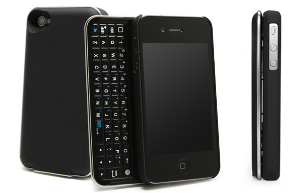 BoxWave's Keyboard Buddy adds QWERTY to an iPhone 4