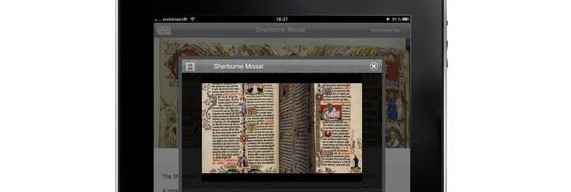 British Library 'Treasures' app released for Apple/Android
