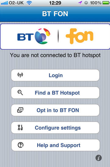 BT releases iPhone and Android Wi-Fi hotspot app