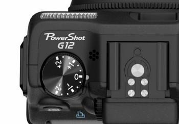 Canon PowerShot G12: upmarket 10MP compact=