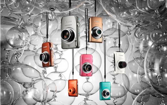 Canon Ixus 1000 HS 10MP compact=