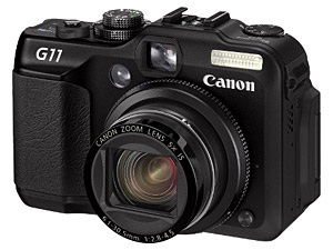 Canon PowerShot G11 - our #2 Best High End Compact of 2009