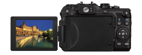 Canon PowerShot G11 gets reviewed